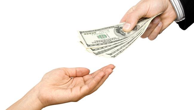 アドセンスのテストデポジットで入金される金額はいくら?